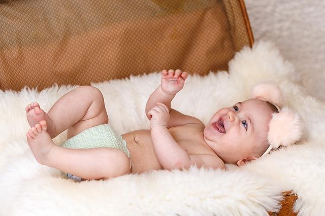 【生後6ケ月】私の赤ちゃん動きすぎ?と感じたら読んでおく障害の可能性のこと