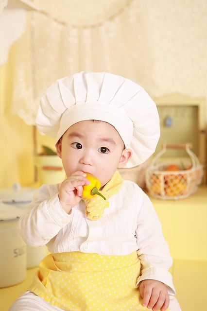 赤ちゃんの食べこぼしかぶれはこれで解決!ママにすぐ試して欲しい簡単な2つのコツ