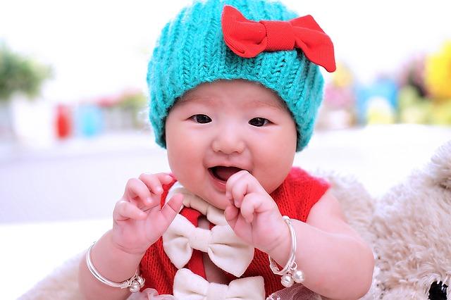 離乳食で口の周りが荒れる時に試すと赤ちゃんの肌がキレイになる驚きの方法